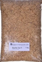 Buchen Räuchermehl Typ 5 für Bornaik Räucheröfen geeignet