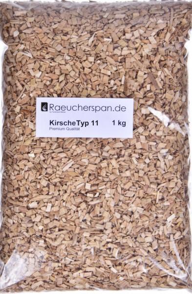 Räucherspäne Kirschbaum Typ 11 1,0 kg