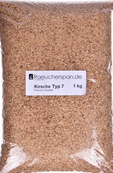 Räuchermehl aus Kirschholz Typ 7 1kg
