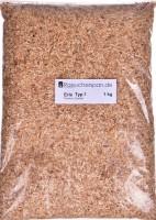 Räucherspäne Erle Typ 7 1kg